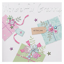 Buy Paperlink Granny Birthday Card Online at johnlewis.com