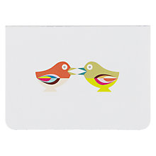 Buy Art File Birds Greeting Card Online at johnlewis.com