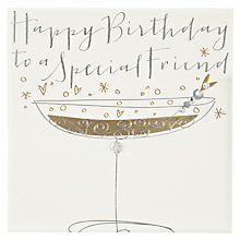 Buy Belly Button Special Friend Birthday Card Online at johnlewis.com