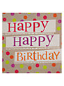 Hammond Gower Happy Birthday Card