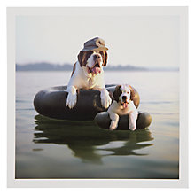Buy Woodmansterne Dad and Son Greeting Card Online at johnlewis.com