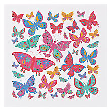 Buy Paperhouse Butterflies Birthday Card Online at johnlewis.com