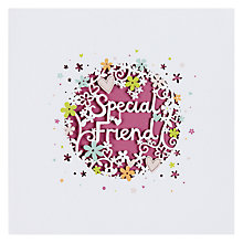 Buy Paperlink Special Friend Greeting Card Online at johnlewis.com