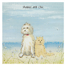 Buy Art Beat Shabby And Chic Greeting Card Online at johnlewis.com