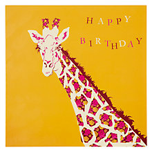 Buy Woodmansterne Illustrated Birthday Card Online at johnlewis.com