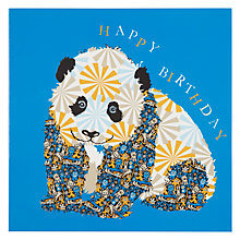Buy Woodmansterne Rothchild's Giraffe Birthday Card Online at johnlewis.com