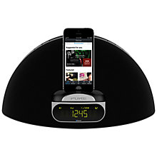 Buy Pure Contour D1 DAB/FM Bluetooth iPod Dock with Apple Lightning & 30 Pin Online at johnlewis.com