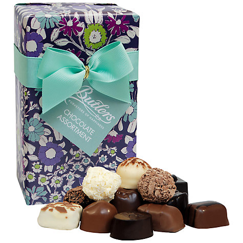 Buy Butlers Chocolates Truffles and Pralines Ballotin, Daisychain, 190g Online at johnlewis.com