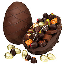 Buy Hotel Chocolat Ostrich Egg and Chocolate Selection, 1.125kg Online at johnlewis.com
