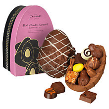 Buy Hotel Chocolat Extra Thick Milk Chocolate Rocky Road to Caramel Egg, 510g Online at johnlewis.com