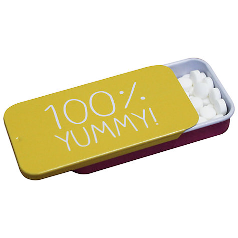 Buy Happy Jackson Mints Mini Tin, 34g, Assorted Online at johnlewis.com