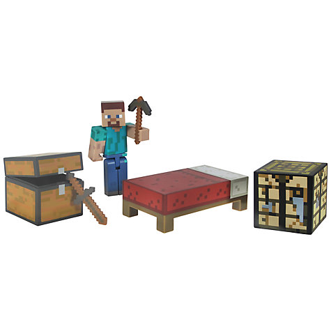 Buy Minecraft Survival Pack Online at johnlewis.com