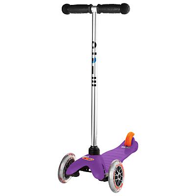 Micro Scooters Mini Micro T-Bar Scooter, Purple
