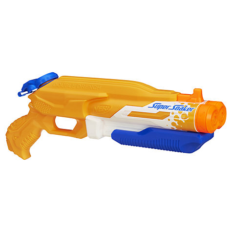 Buy Nerf Super Soaker Double Drench Blaster Online at johnlewis.com