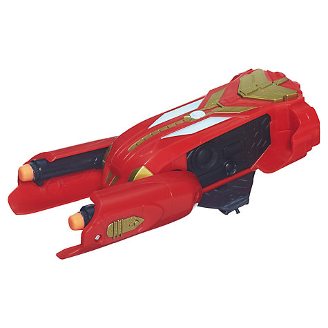 Buy Marvel Iron Man Flip & Fire Gauntlet Online at johnlewis.com