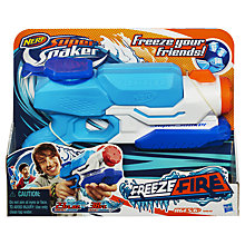 Buy Nerf Super Soaker Freezefire Blaster Online at johnlewis.com