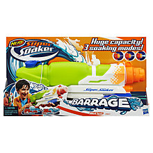 Buy Nerf Super Soaker Barrage Soaker Online at johnlewis.com
