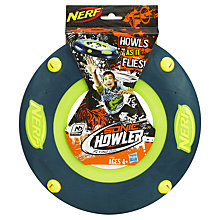 Buy Nerf Sonic Howler Flying Disc Online at johnlewis.com
