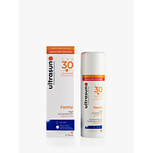 Buy Ultrasun SPF 30 Family Ultra Sensitive Sun Cream, 150ml Online at johnlewis.com