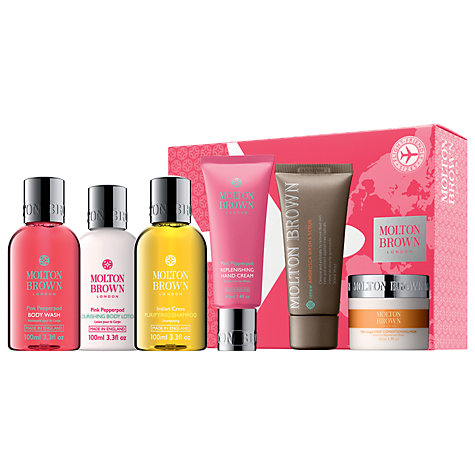 Buy Molton Brown Women's Carry-On Travel Collection Online at johnlewis.com