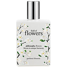 Buy Philosophy Field Of Flowers Gardenia Blossom Eau de Toilette, 60ml Online at johnlewis.com