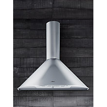 Buy Elica Tonda 90 Chimney Cooker Hood, Stainless Steel Online at johnlewis.com