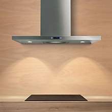 Buy Elica Tender 70 Slimline Chimney Cooker Hood, Stainless Steel Online at johnlewis.com