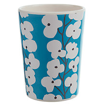 Buy John Lewis Wallflower Bathroom Tumbler Online at johnlewis.com