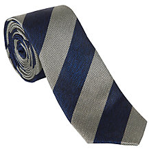 Buy Ben Sherman Tailoring Club Stripe Silk Tie Online at johnlewis.com