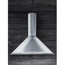 Buy Elica Tonda 60 Chimney Cooker Hood, Stainless Steel Online at johnlewis.com