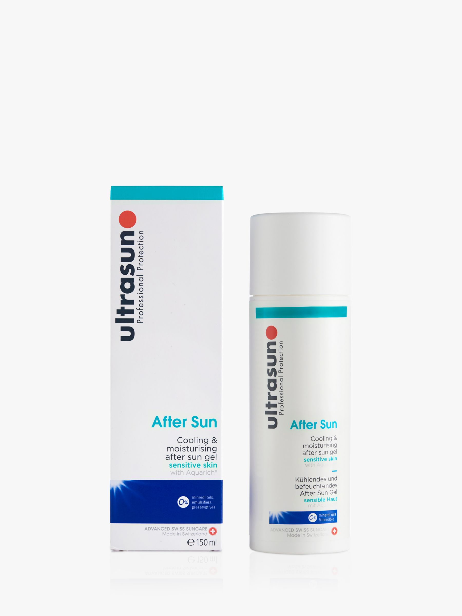 Ultrasun Ultrasun Cooling & Moisturising After Sun Cream, 150ml