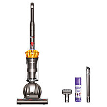 Buy Dyson DC40 Multi Floor Complete Upright Vacuum Cleaner, Yellow Online at johnlewis.com