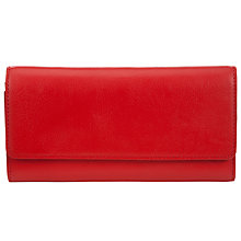 Buy COLLECTION by John Lewis Hayley Triple Foldover Leather Purse Online at johnlewis.com