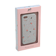 Buy Radley Emerson iPhone Cover, Blue Online at johnlewis.com