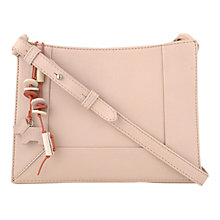 Buy Radley Border Small Leather Across Body Handbag Online at johnlewis.com