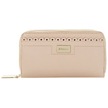 Buy Dune Kipscallop Scallop Edge Purse, Beige Online at johnlewis.com