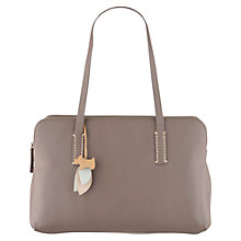 Buy Radley Bayer Large Bowler Tote Bag Online at johnlewis.com