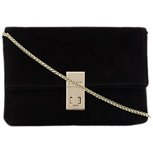 Buy Dune Ebba Suede Clutch Bag Online at johnlewis.com