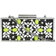 Buy Dune Ecasey Embellished Clutch Bag Online at johnlewis.com