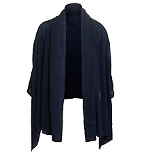 Buy Winser Cashmere Wrap, Midnight Online at johnlewis.com