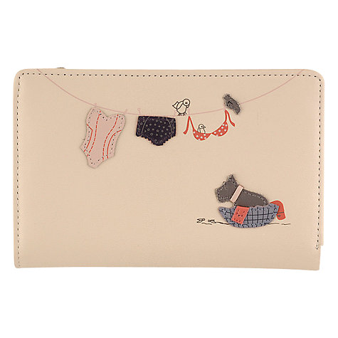 Buy Radley Clean As A Whistle Leather Medium Purse Online at johnlewis.com