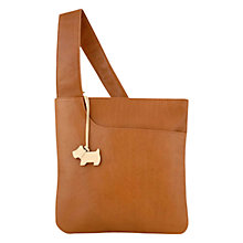 Buy Radley Pocket Small Leather Across Body Handbag Online at johnlewis.com