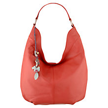 Buy Radley Johnston Leather Medium Shoulder Bag Online at johnlewis.com