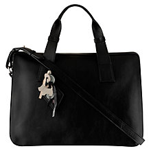 Buy Radley Maiden Leather Large Grab Handbag Online at johnlewis.com