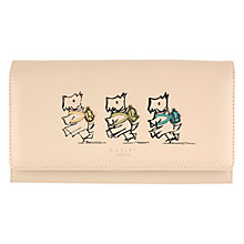 Buy Radley Walk The Walk Large Leather Matinee Purse Online at johnlewis.com