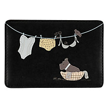Buy Radley Clean As A Whistle Leather Card Holder Online at johnlewis.com