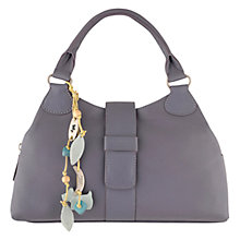 Buy Radley Danby Small Leather Grab Handbag Online at johnlewis.com