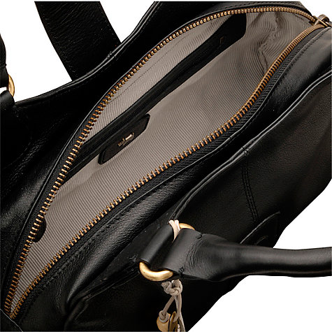 Buy Radley Danby Small Leather Grab Bag Online at johnlewis.com