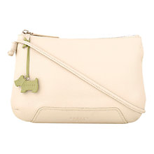 Buy Radley Dayton Small Leather Across Body Handbag Online at johnlewis.com