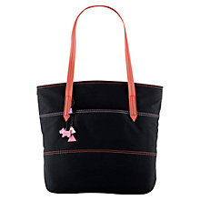 Buy Radley Forbes Large Tote Bag, Purple Online at johnlewis.com